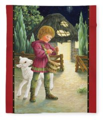 Little Drummer Boy Fleece Blanket