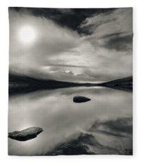 Loch Etive Fleece Blanket