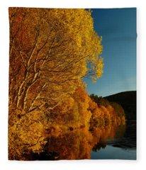 Loch Laide Fleece Blanket