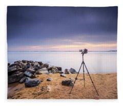 Carbon Fiber Fleece Blankets