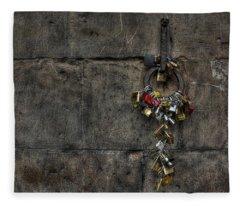 Locks Of Love Fleece Blanket
