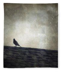 Lonesome Dove Fleece Blanket