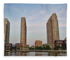 Long Island Fleece Blanket