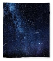 Look To The Heavens Fleece Blanket