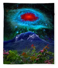Looking Glass Rock Event 1 Fleece Blanket
