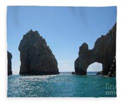 Los Archos Fleece Blanket