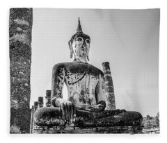 Lost Kingdom Fleece Blanket