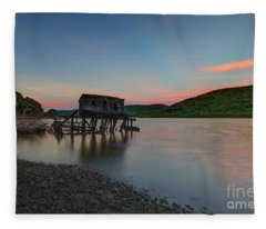 Love Shack Fleece Blanket