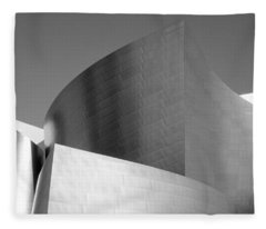 Low Angle View Of A Building, Walt Fleece Blanket