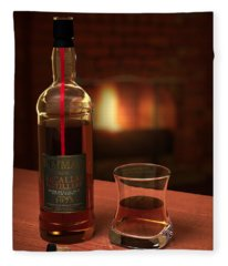 Macallan 1973 Fleece Blanket