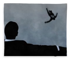 Mad Men Art Fleece Blanket