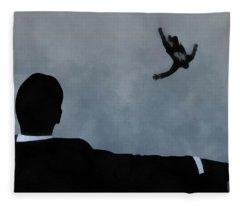 Mad Men Art Fleece Blanket