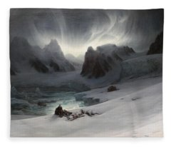 Magdalena Bay Fleece Blanket
