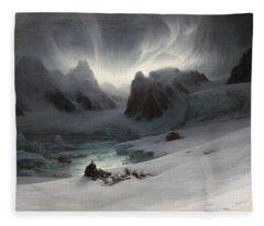 Magdalena Bay Fleece Blanket