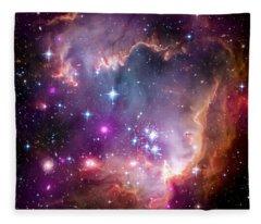 Milky Way Fleece Blankets