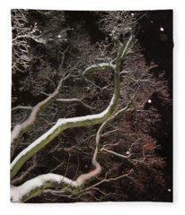 Magic Tree Fleece Blanket