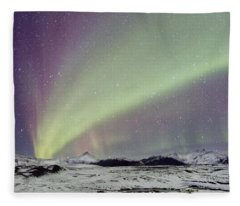 Magical Night Fleece Blanket