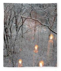 Magical Prospect Fleece Blanket