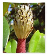 Magnolia Faith  Fleece Blanket
