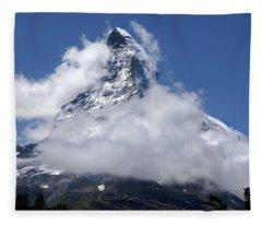 Majestic Mountain  Fleece Blanket