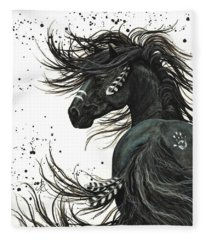 Equestrian Fleece Blankets