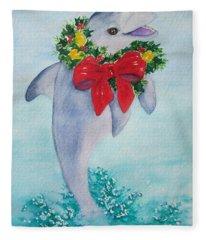 Make A Splash Fleece Blanket