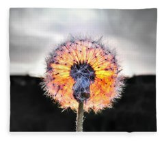 Make A Wish  Fleece Blanket