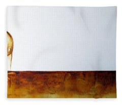 Lioness - Original Artwork Fleece Blanket