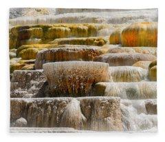 Mammoth Springs Fleece Blanket
