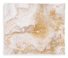Marble Fleece Blanket