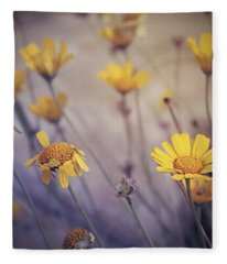 May Daze Fleece Blanket