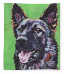 Maya Fleece Blanket