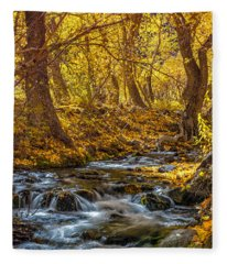Mcgee Creek Fleece Blanket