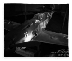 Me 109 Fleece Blanket