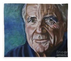 Michael Palin Fleece Blanket