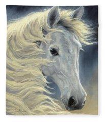 Midnight Glow Fleece Blanket