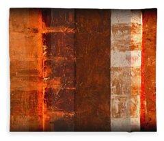 Milestones Fleece Blanket