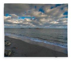 Minot Beach Fleece Blanket