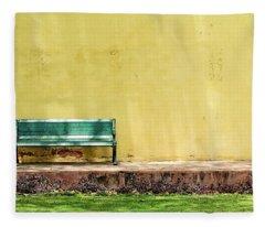Misread Fleece Blanket