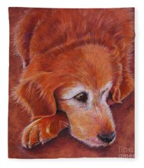 Mollie Fleece Blanket