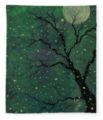 Moonchild Fleece Blanket