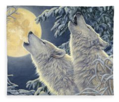 Moonlight Fleece Blanket