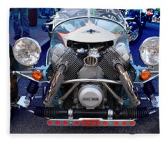 Morgan Aero Frontal Fleece Blanket