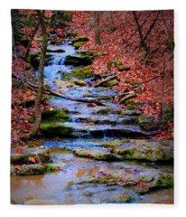Mossy Creek Fleece Blanket