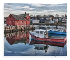 Motif 1 Sky Reflections Fleece Blanket