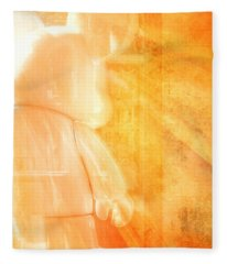 Mouse Photographs Fleece Blankets