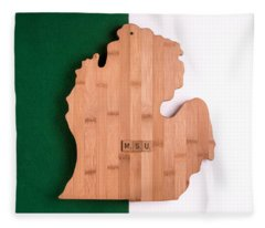 Msu Inspireme Fleece Blanket