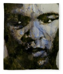 Boxing Fleece Blankets