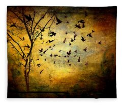 Musicisti Dell'aria Fleece Blanket