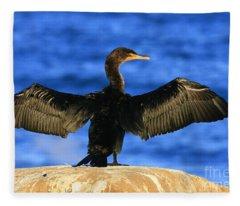 Ocean Dreams Fleece Blanket